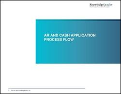AR and Cash Application Process Flow
