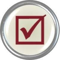 Image of a checklist in a box
